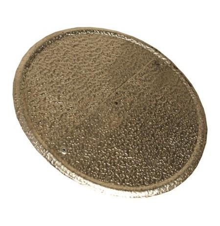 Płaszcz ochronny z blachy kwasoodpornej ROZETA (gr. 0.5)